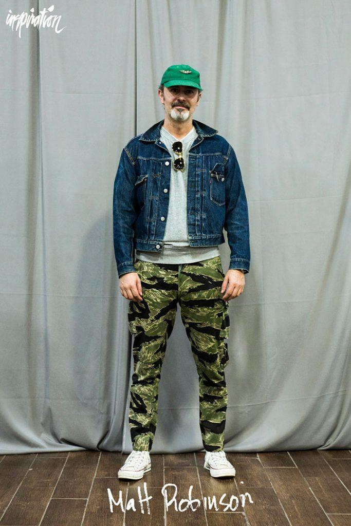 jaqueta jeans levis type 2