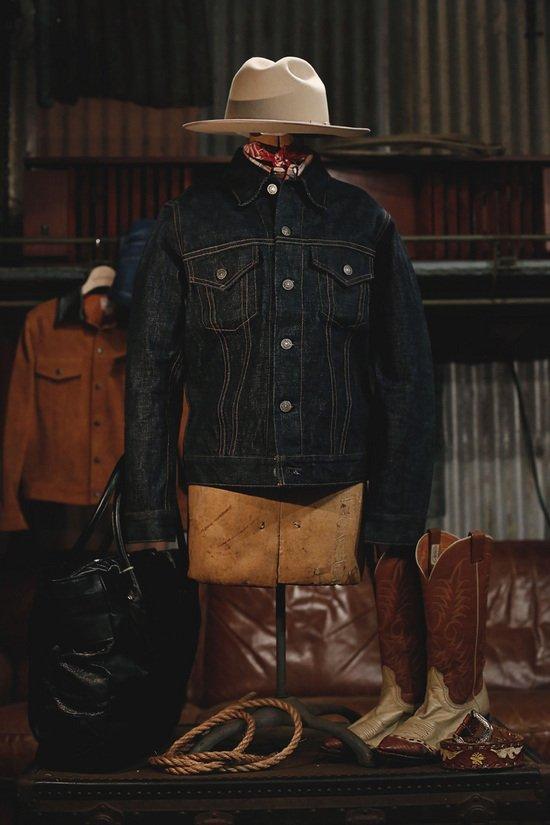 jaqueta jeans estilo type 2