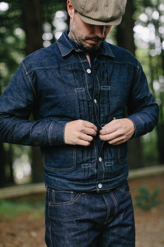 jaqueta jeans levis vintage clothing