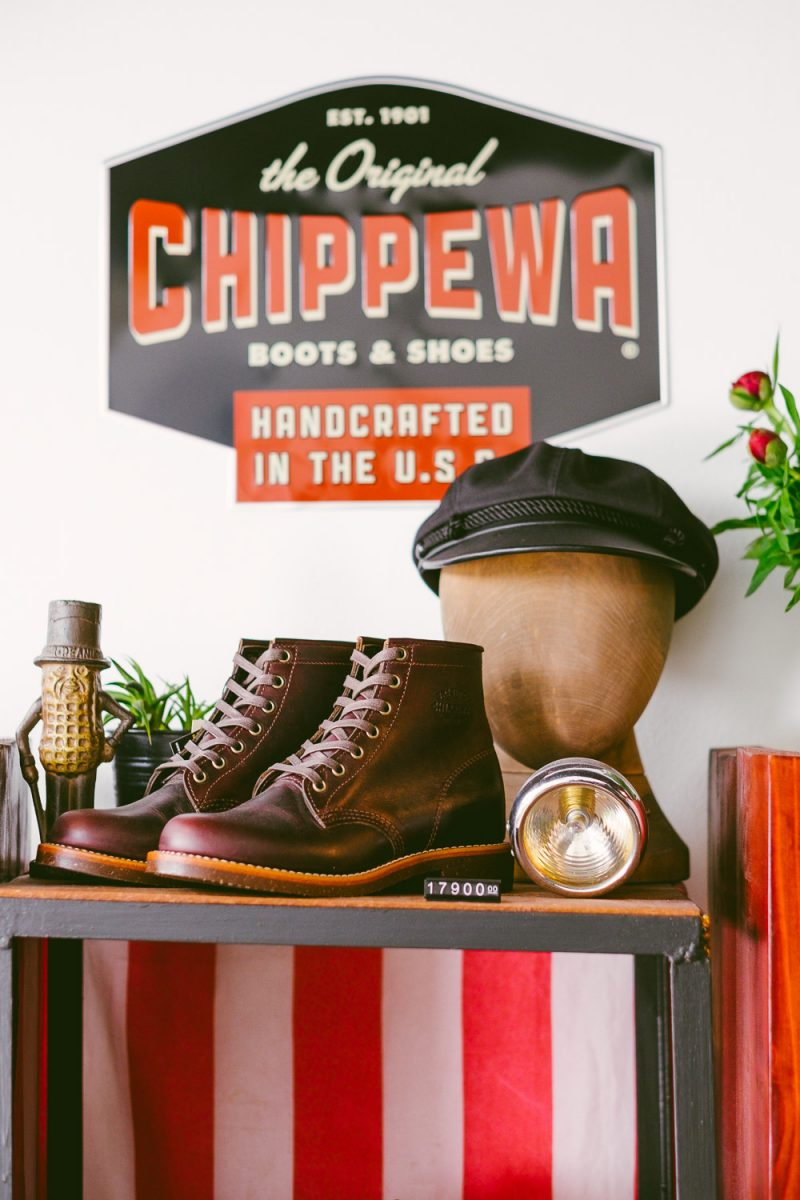 Bota Chippewa na Renegade Shop