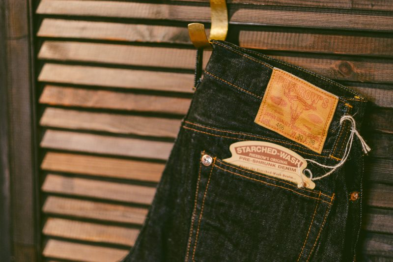 Jeans Pherrows na Renegade Shop