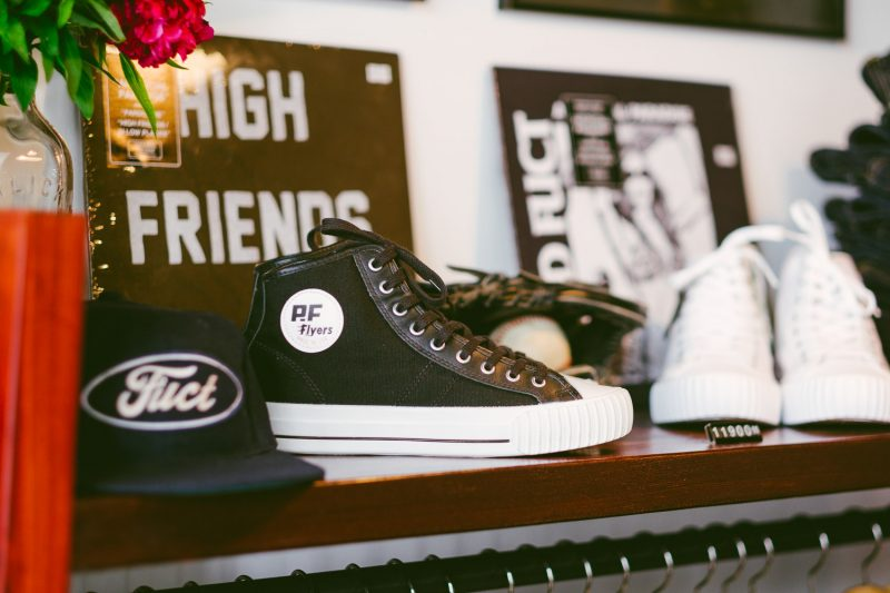 Tênis Pf Flyers na Renegade Shop