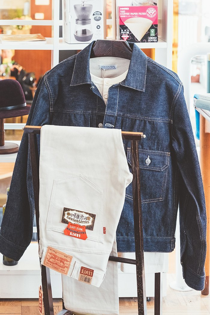 Levis Vintage Clothing na Sfaar Resto & Store