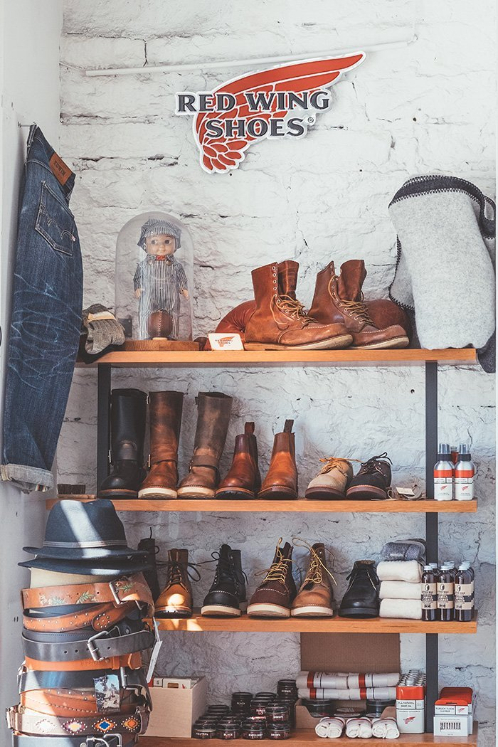 Botas Red Wing na na Sfaar Resto & Store