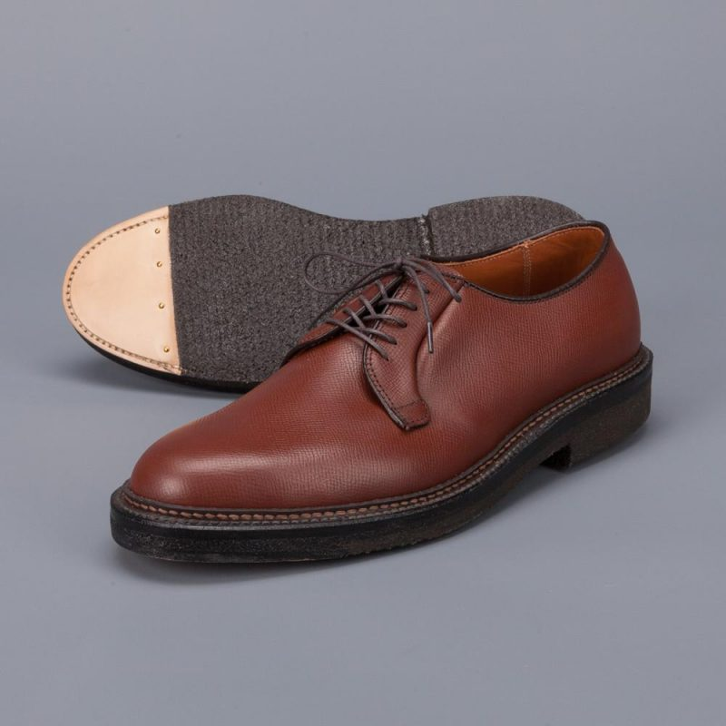 alden plain toe blutcher