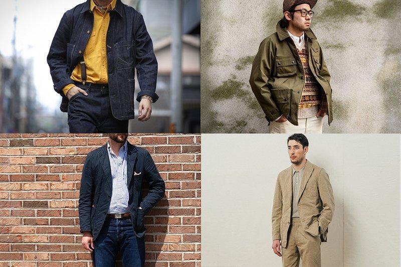 blazers e jaquetas workwear