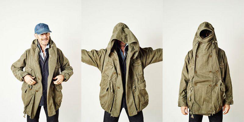 casaco kapital ring coat