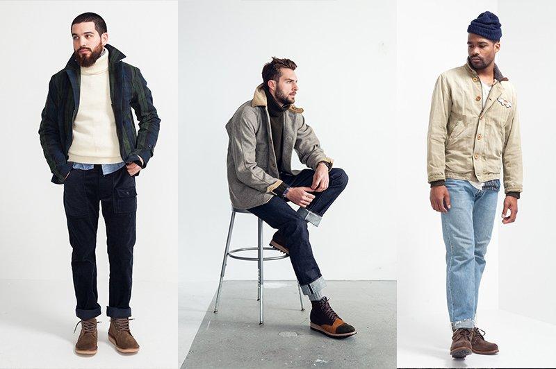 workwear estilo moderno