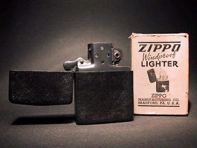 zippo preto segunda guerra mundial
