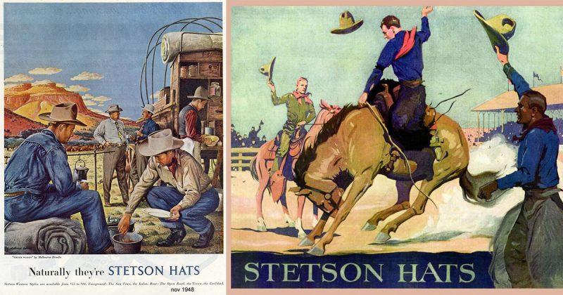 chapéus stetson