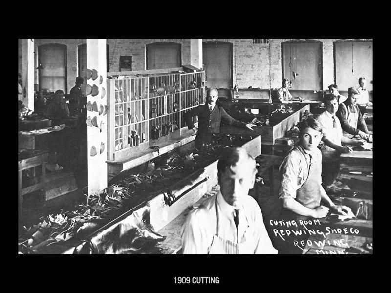 História da Red Wing Shoes