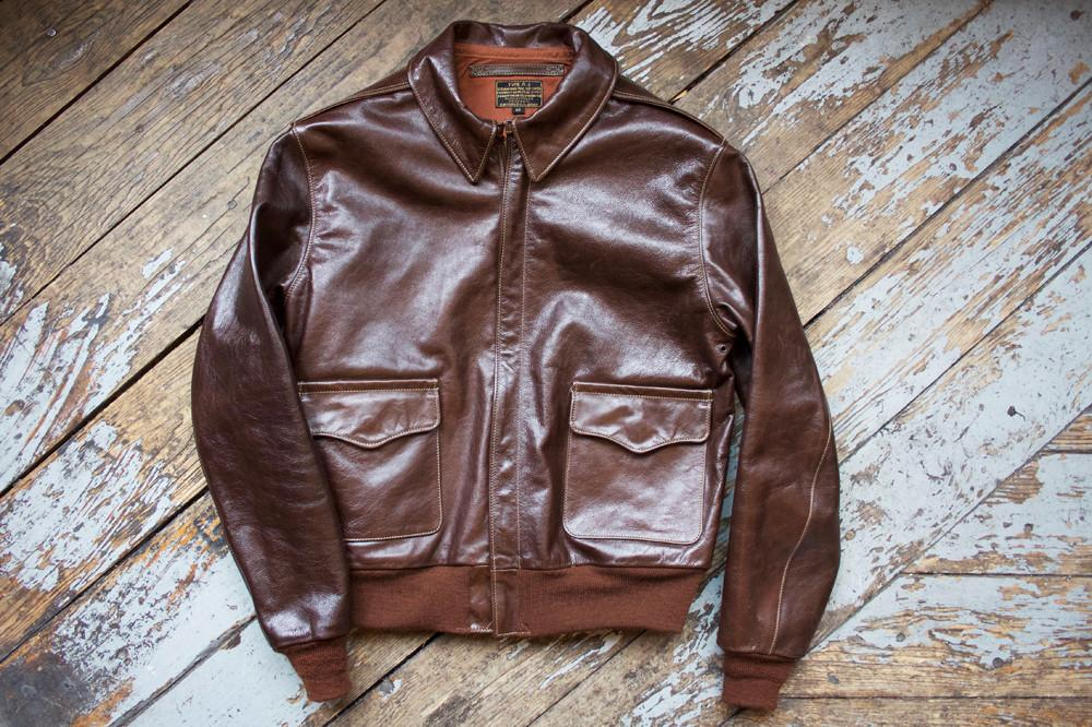 jaqueta de couro a2