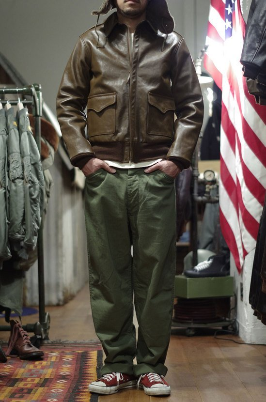 jaqueta aviador bomber a2
