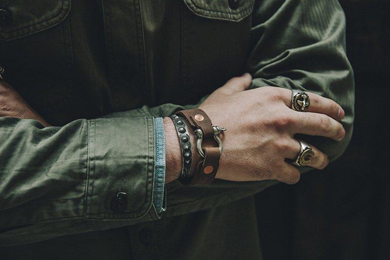pulseira manilha outsider goods