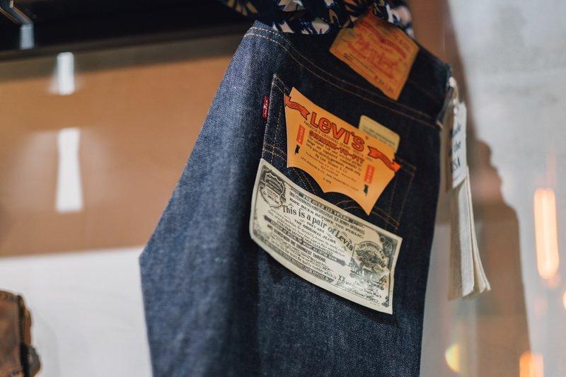 levis vintage clothingi 196