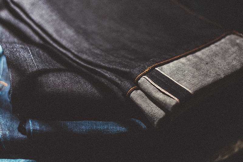 Blank Space Selvedge Denim