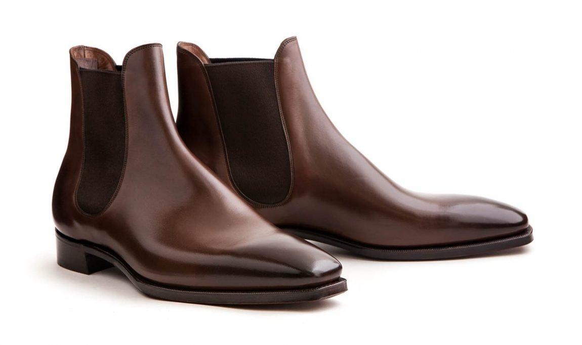 chelsea boots graziano griling