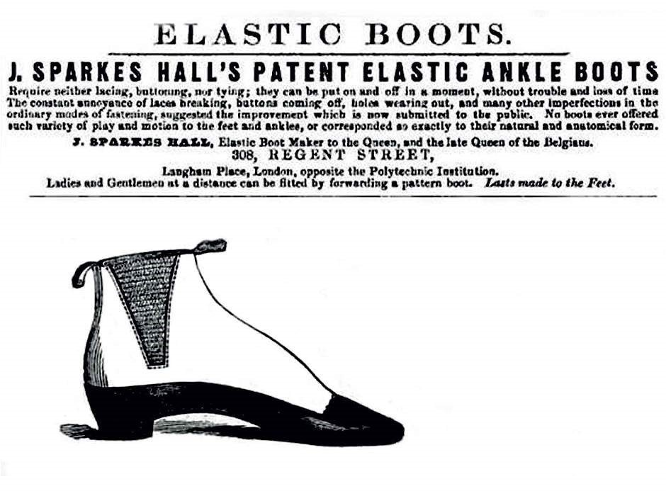 a história das chelsea boots