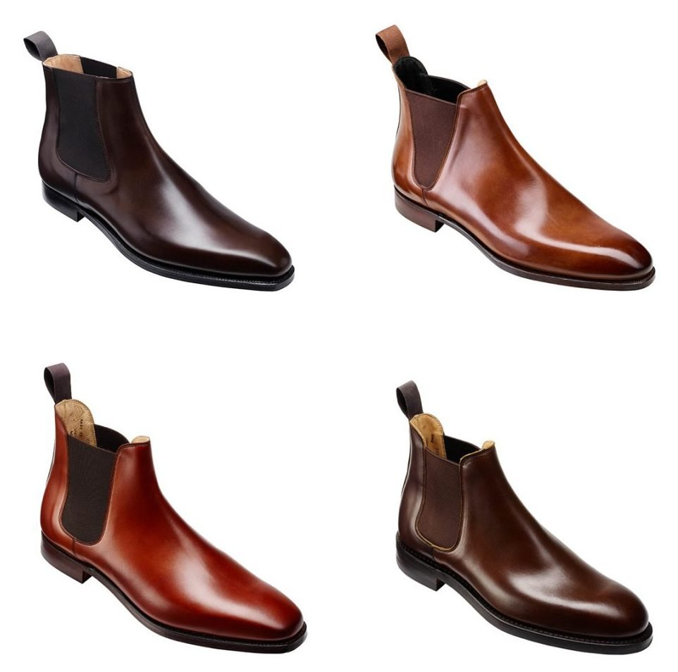 chelsea boots crocket jones