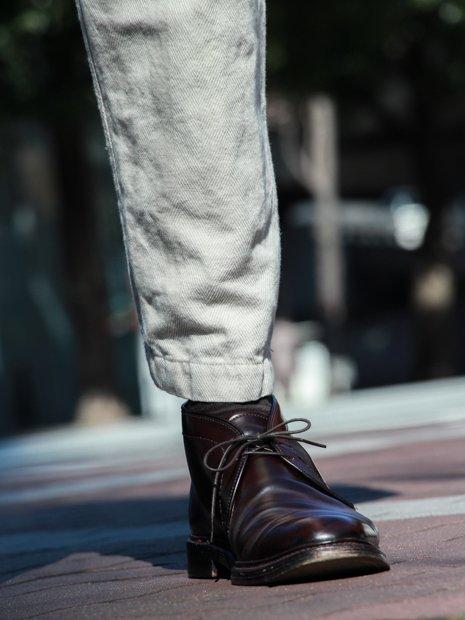 como usar botas masculinas chukka