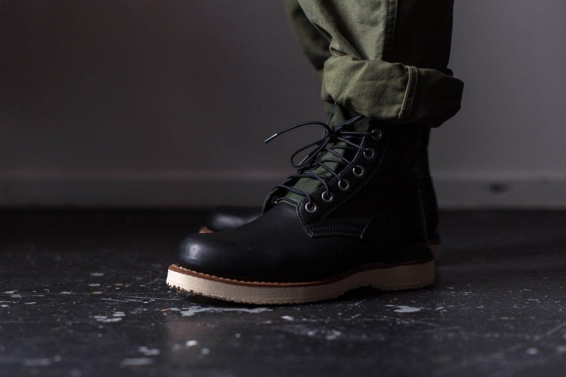 botas masculinas militares modernas