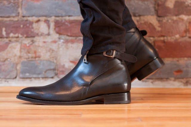 botas masculinas johdpur