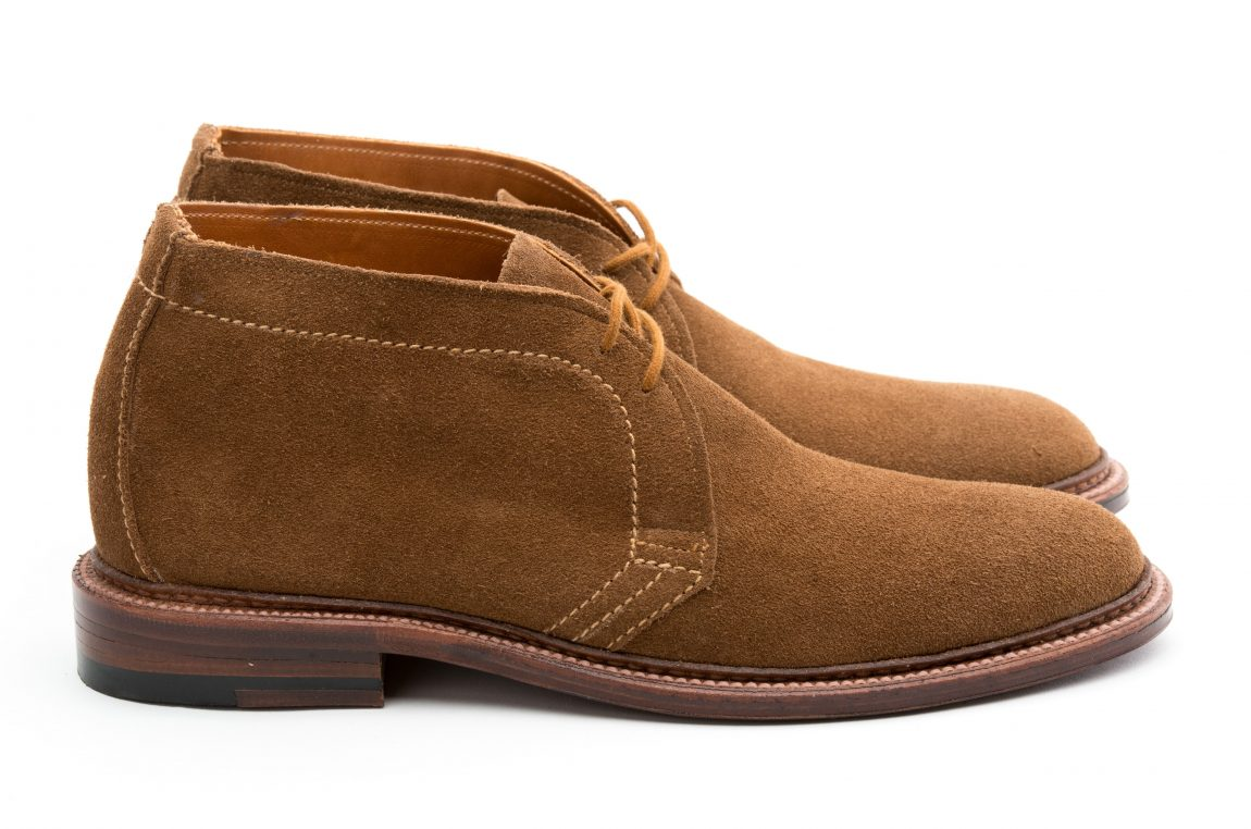 botas masculinas chukka