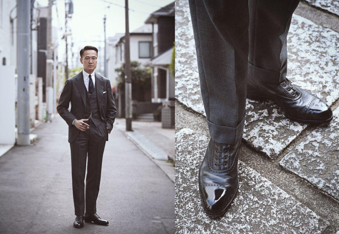 bota masculina social oxford preta