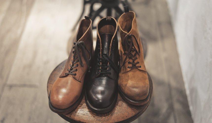 4f68f6aabf O mais óbvio é que existem botas com cadarço e botas sem cadarço  então eu  separei os tipos de bota pelo sistema de amarração.
