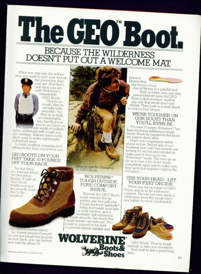Geo Boot