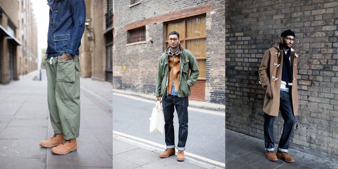 botas masculinas militares como usar