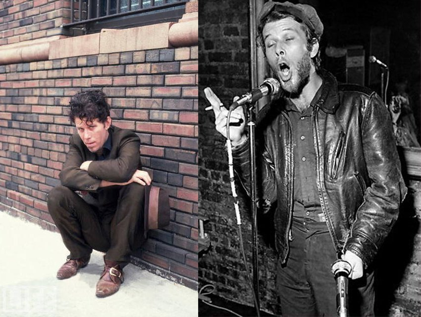 estilo do tom waits