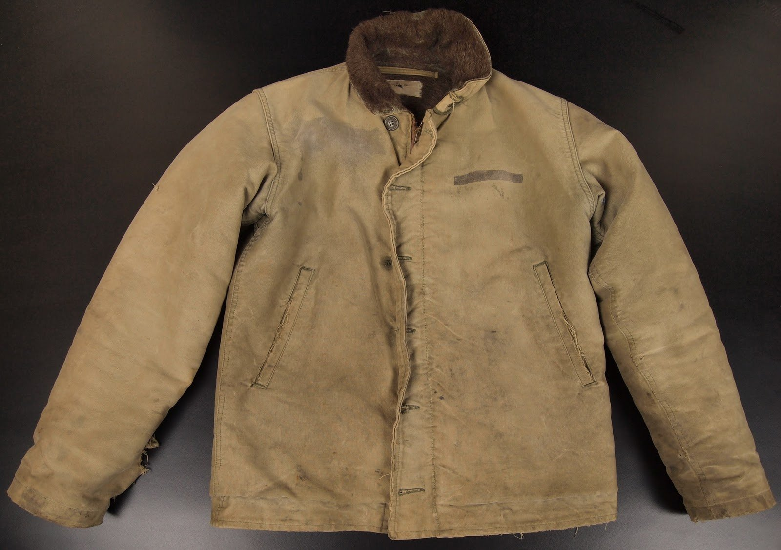 jaqueta da segunda guerra marinha americana