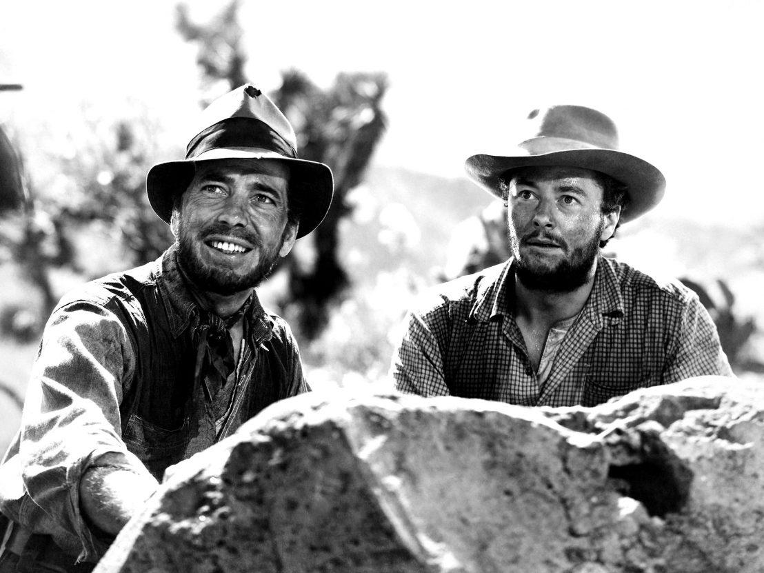 Bogart em Tesouro de Sierra Madre