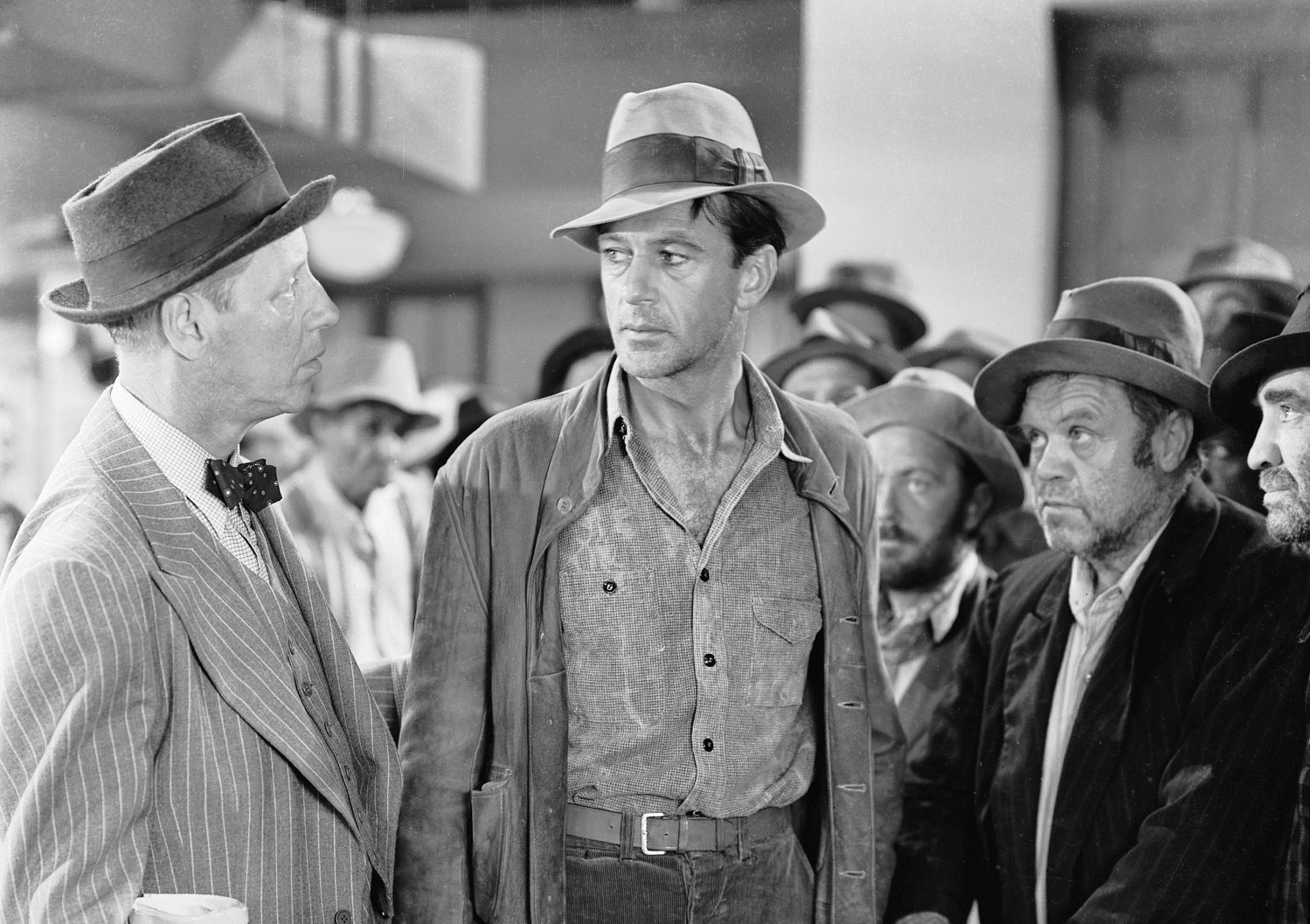 Gary Cooper em Adorável Vagabundo