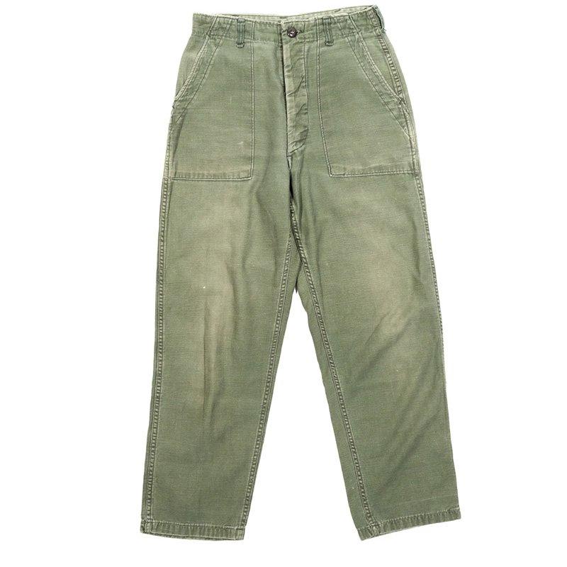 calça militar vintage do exército americano