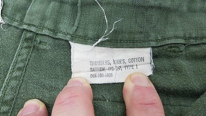 tecido cetim algodão og107 do exército americano