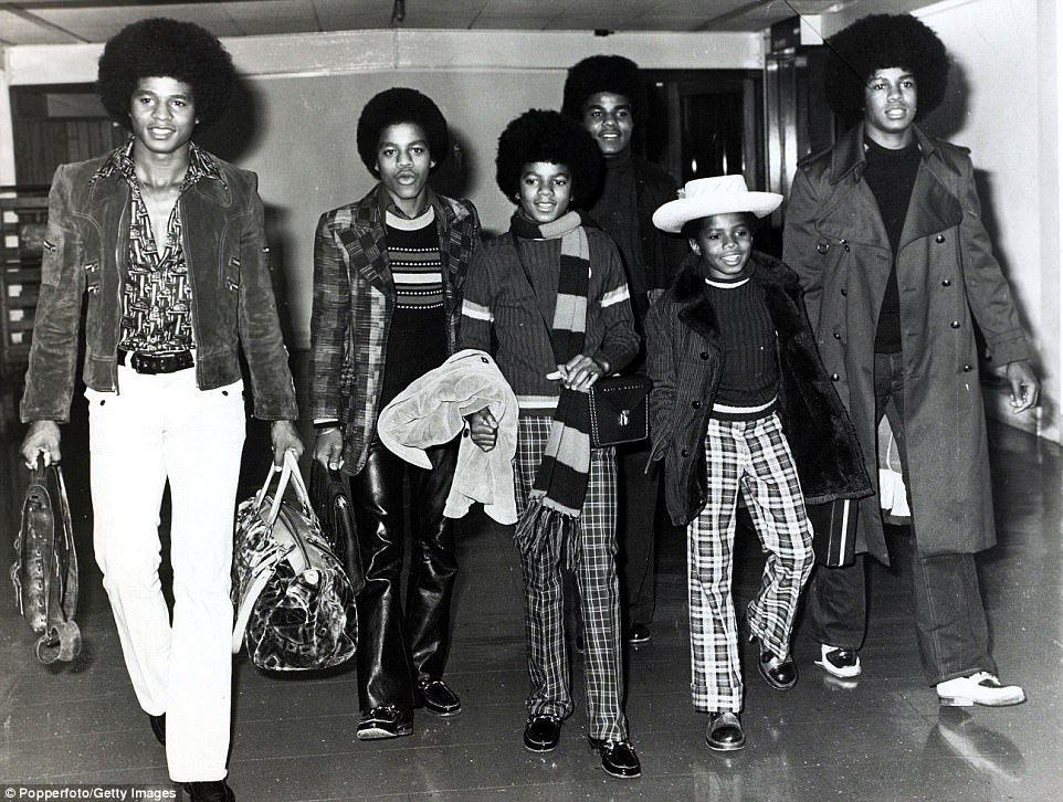 The Jackson Five, Londres, 1972