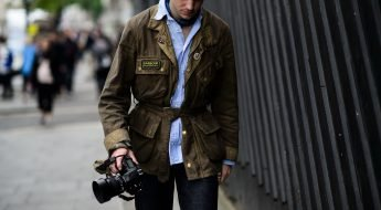 como usar jaqueta barbour