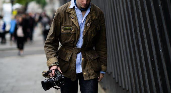 Barbour  As jaquetas de algodão encerado e a bucólica vida no campo 429508d5cde