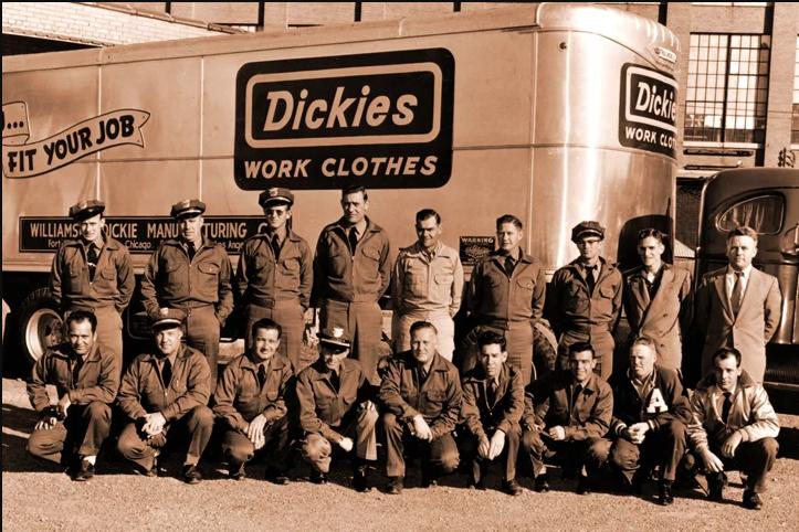 Fábrica antiga da Dickies