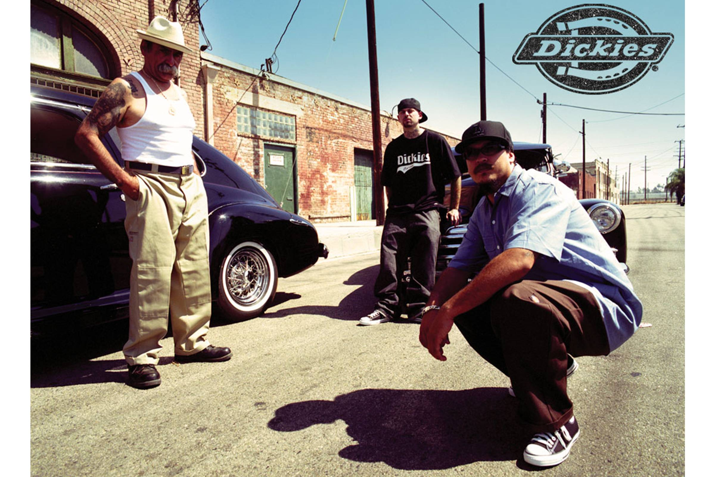 Dickies e Cholos
