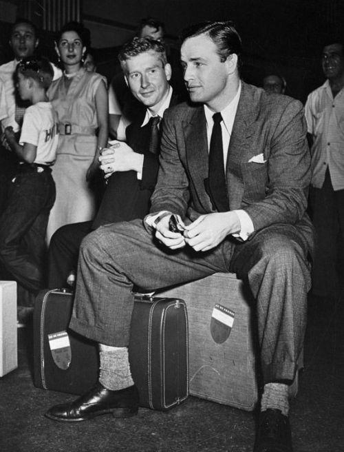 Marlon Brando em 1953
