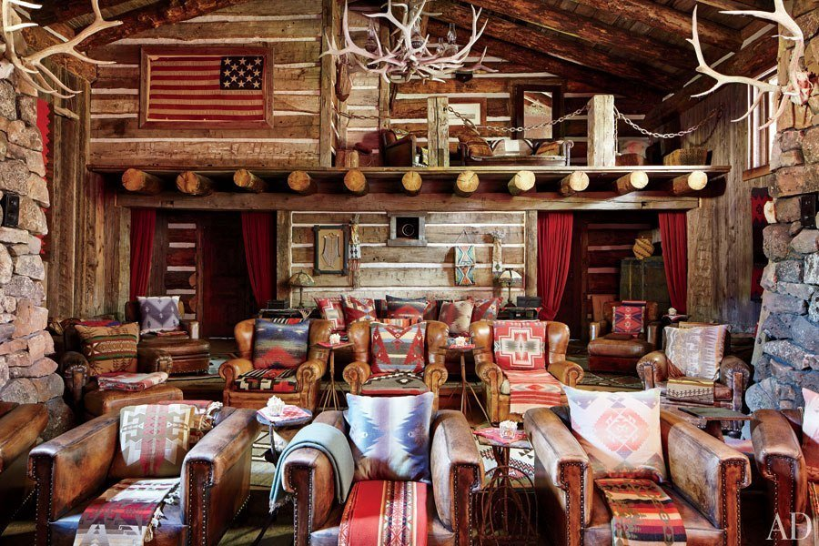 Rancho Ralph Lauren no Colorado