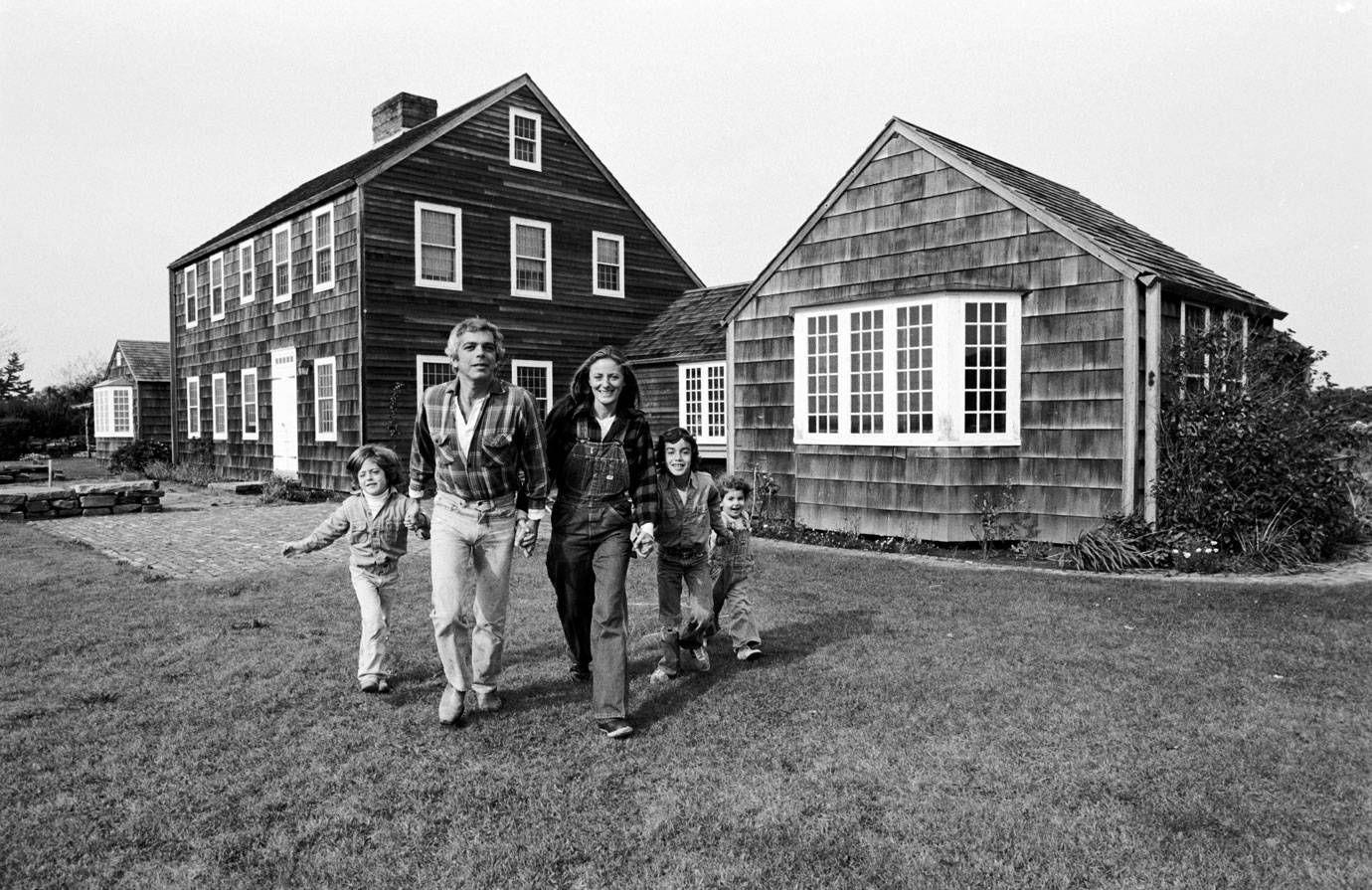 Casa da família Ralph Lauren