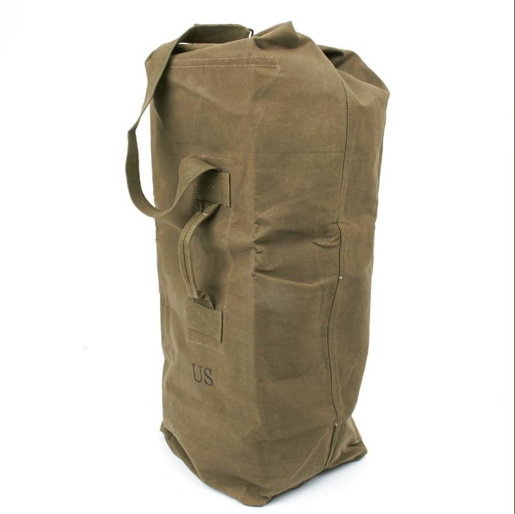 Duffel Bag da Segunda Guerra Mundial