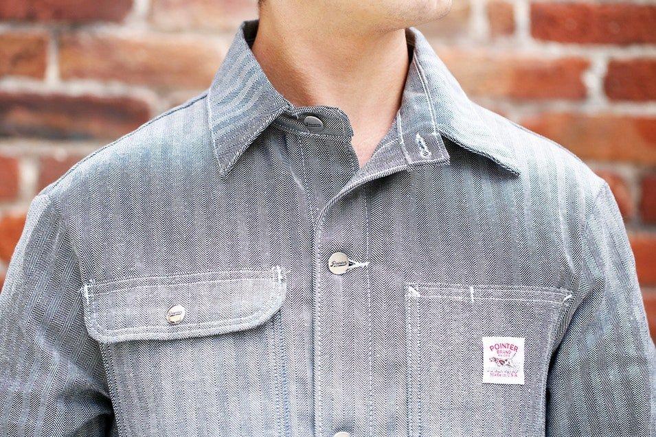 Camisa Espinha de Peixe Pointer Brand