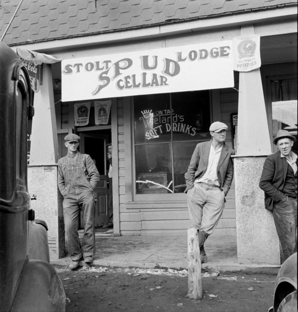 Foto antiga década de 30