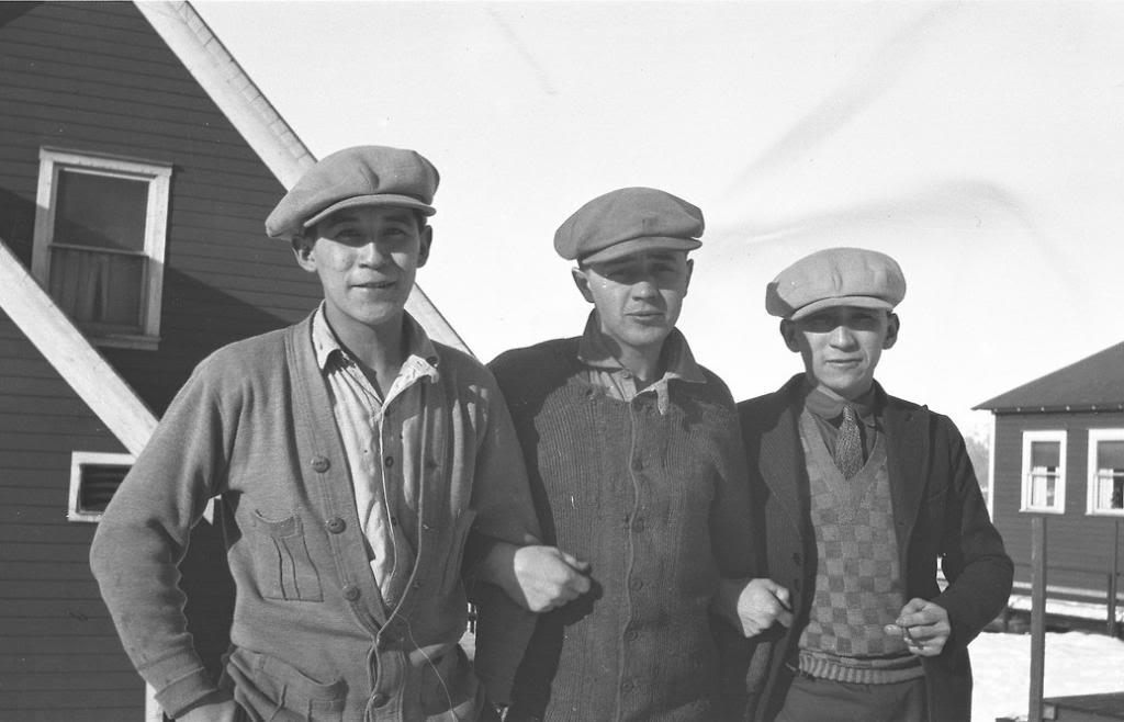 Boina oitavada e Workwear em 1930