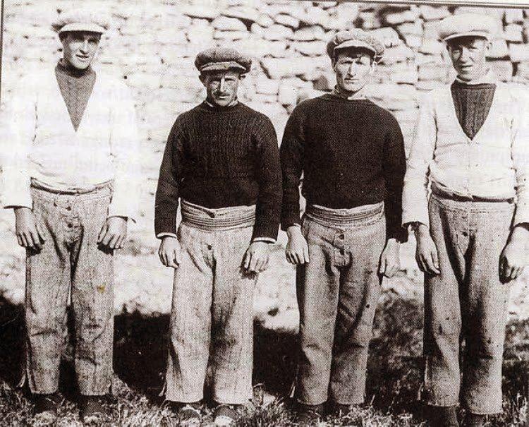 Irlanda, circa de 1900